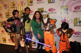 wondercon rebels panel vanessa marshall rogue rebels