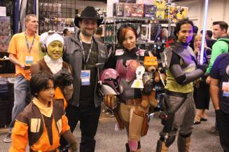 Wondercon Filoni rogue rebels