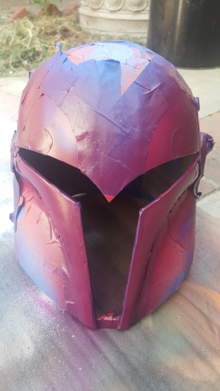 Sabine Wren helmet build
