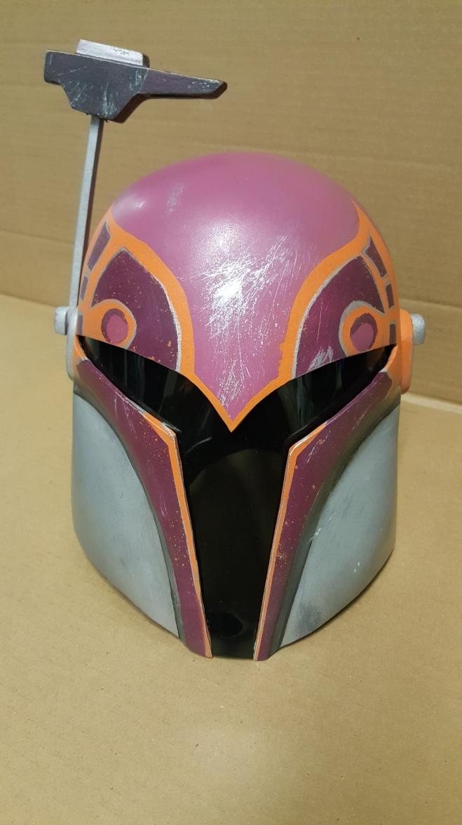 Sabine Wren helmet s2