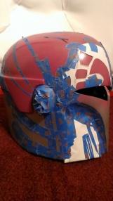 Sabine Wren build helmet mask prog