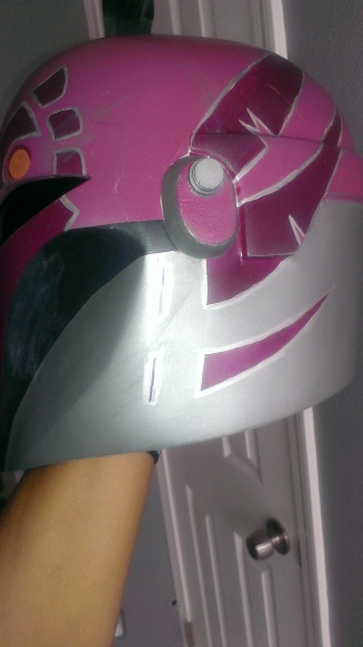 Sabine Wren build paint other side