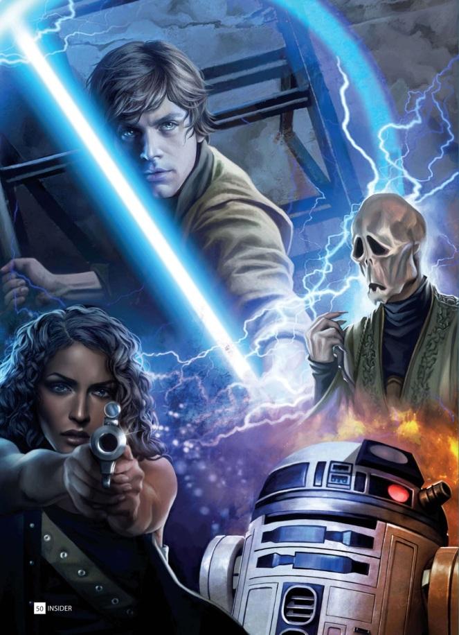 Heir to the Jedi SWInsider