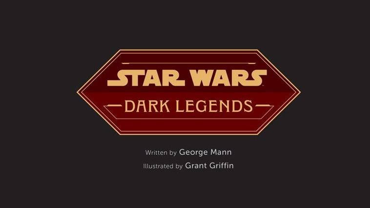 dark legends logo